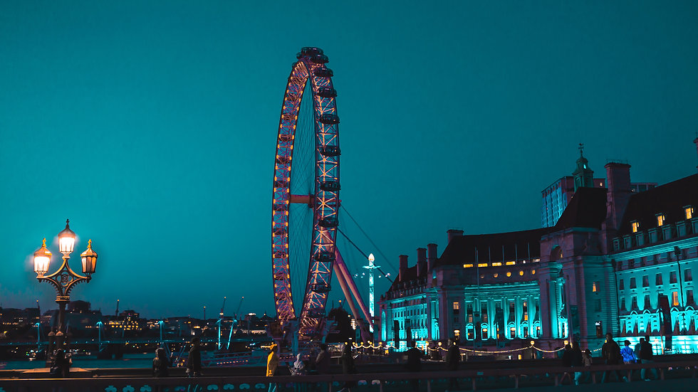 London Eye Fantasy