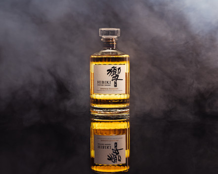 Hibiki whisky photo