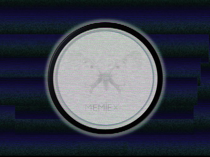 Memex - Artwork - Butterfly V7 Glitched