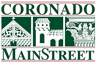 CORONADO MAINSTREET LOGO green white back.png