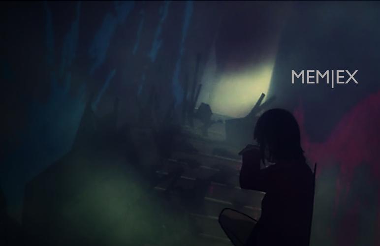 Memex - Ascendance - Artwork Serial Experiments Lain