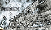 Memex Album 24 Grief Cover Solarized x2