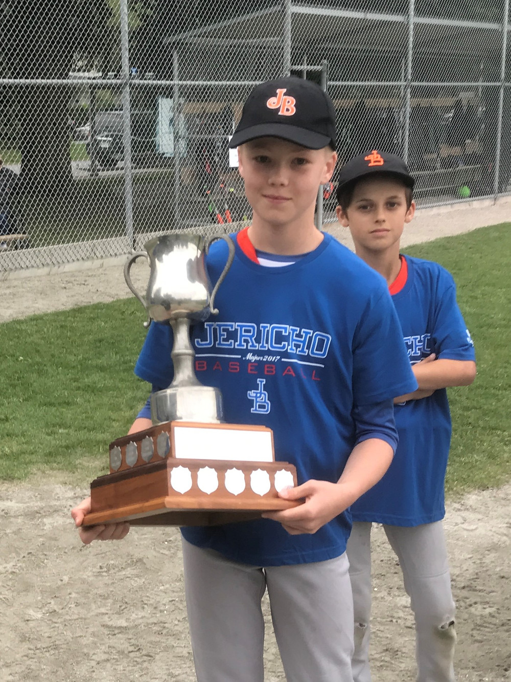 Jericho Little League Baseball Addison Cup