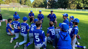 District 1 Championship Game - Jericho vs. Little Mountain, Sunday @ noon (Little Mountain field)