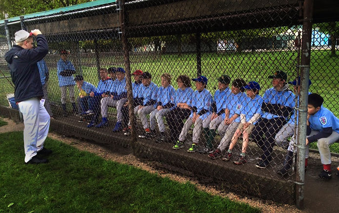 Jericho Baseball Umpire School