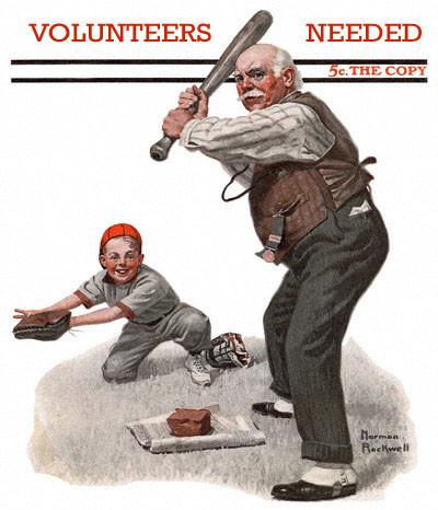 Volunteers Needed Jericho Little League Baseball