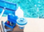 Pool Chemicals Pool water testing