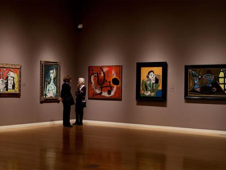 Going Down? High End Art Market Sales Decline