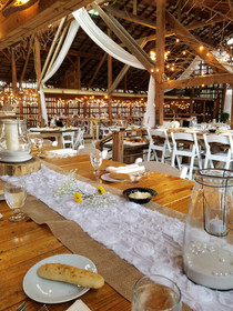 Venue and Table Picture