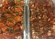Bourbon Pork Loin