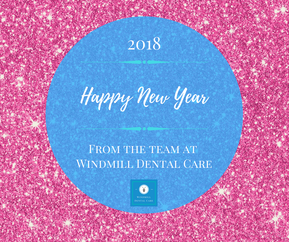 Happy New Year from Windmill Dental Care