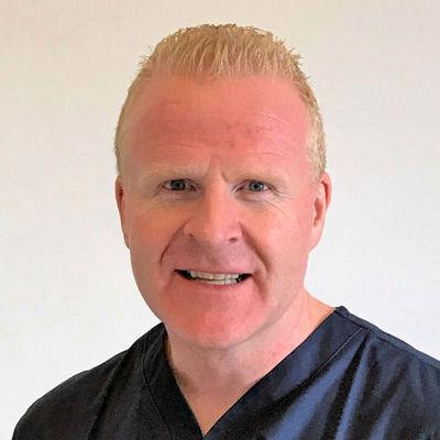 Dr David McIntyre BDS Dentist Motherwell