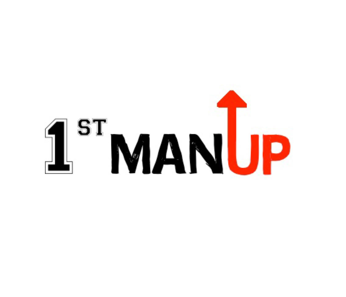 Describes why 1st ManUp was founded
