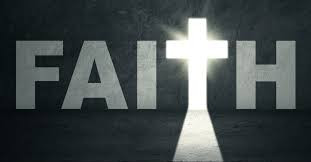 FAITH… It's not what you know, it's Who you know!