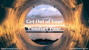 From Comfort Zone to Kingdom Zone