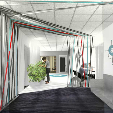 Interior for an office in Gothenburg