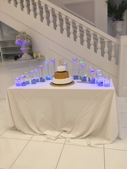 Taylor's sweet 16 candle ceremony