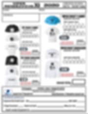 Viper Rendezvous XI Tshirt Order Form.JP