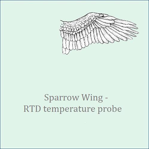 Sparrow Wing - RTD probe