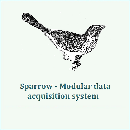 Sparrow. A mobile 'Harduino' that also supports various sensor 'wings'.