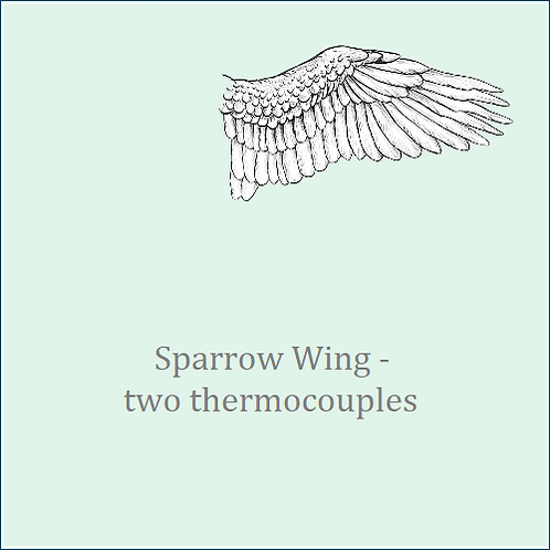 Sparrow Wing - two J or K types