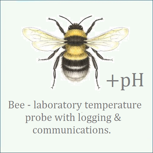 Bee temperature + pHprobe