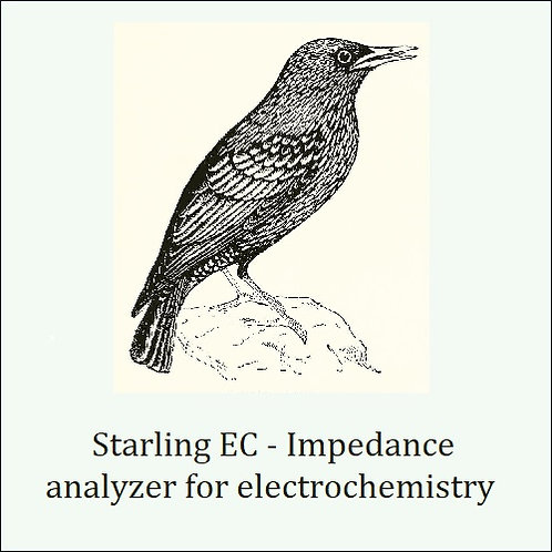 Starling EC. Measures complex impedance in ionic fluids.