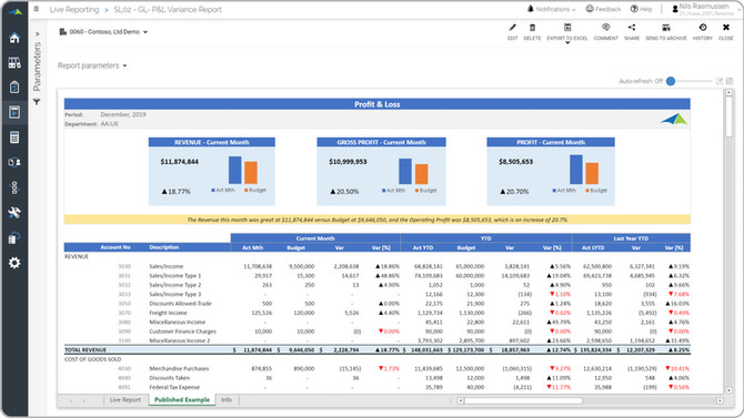 Top Features to Look for in the Best Financial Reporting Software Apps