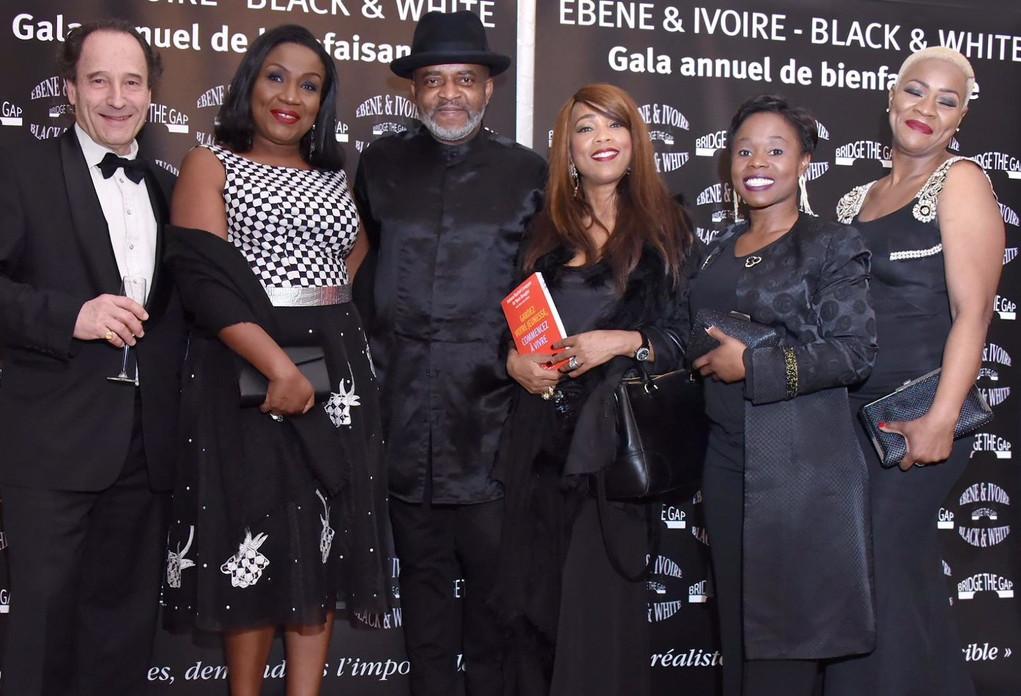 Gala Ébène et Ivoire - Lutte contre l'illettrisme