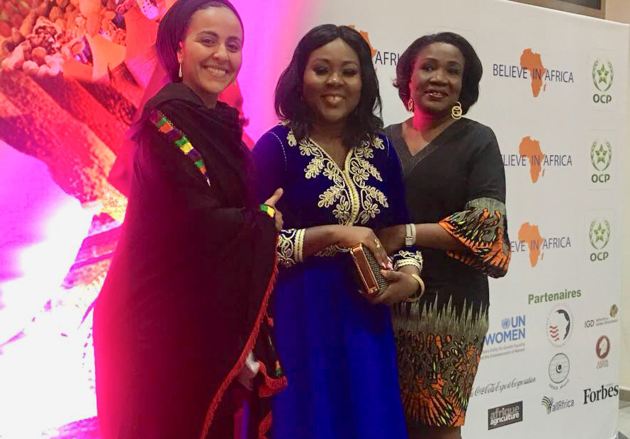 Forum African Women in Agriculture Marrakech 2018