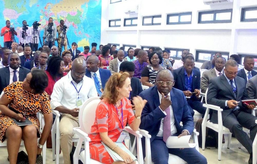 1re Edition du FORIMA à Cotonou