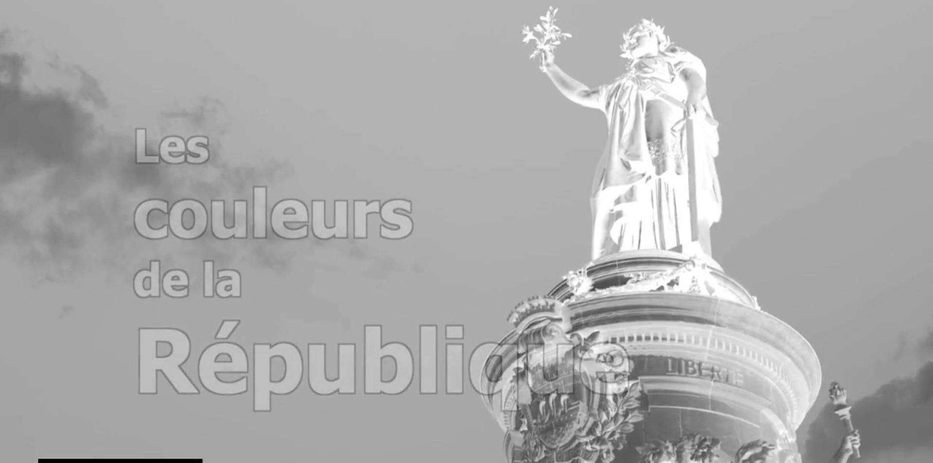 Les Couleurs de la République
