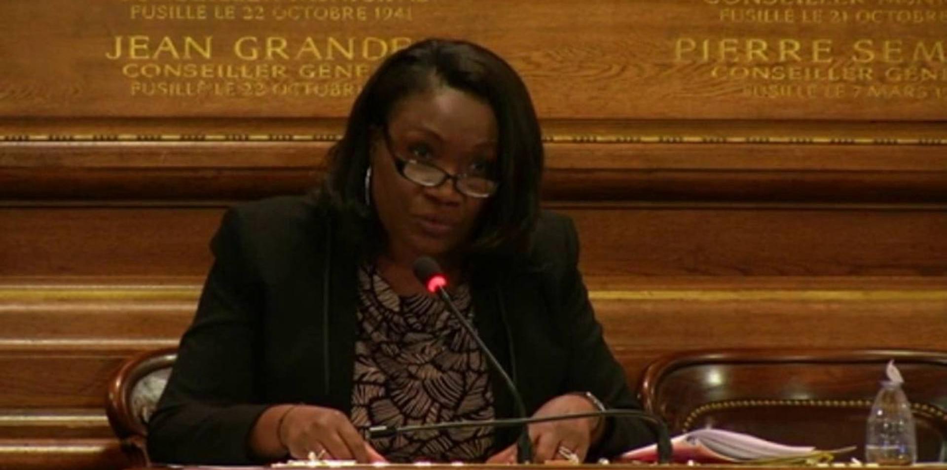 Intervention d'Olga Johnson, Conseillère de Paris UDI-MODEM