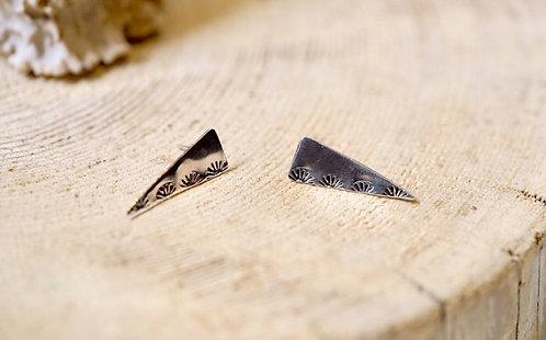 Sun Dagger Earrings