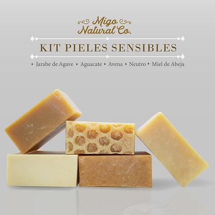 Kit Pieles Sensibles