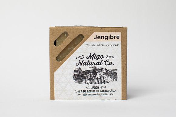 Jabón de Jengibre