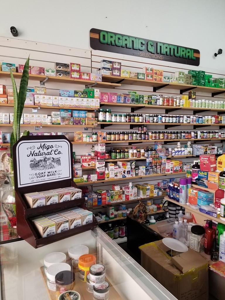 Organic/Natural store
