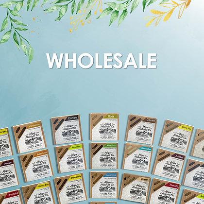 Wholesale Kit: 62 Soap Bars