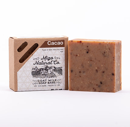 Cacao Soap