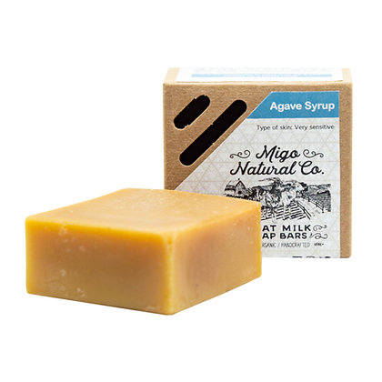 Agave Syrup Soap