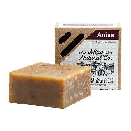 Anise Soap