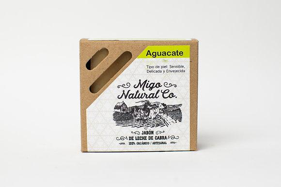 Jabón de Aguacate