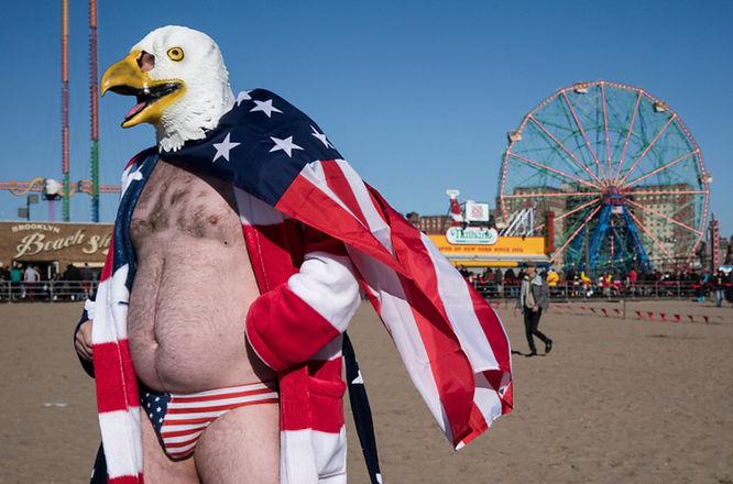 Paul Kessel Street Photograhy American Unslendor