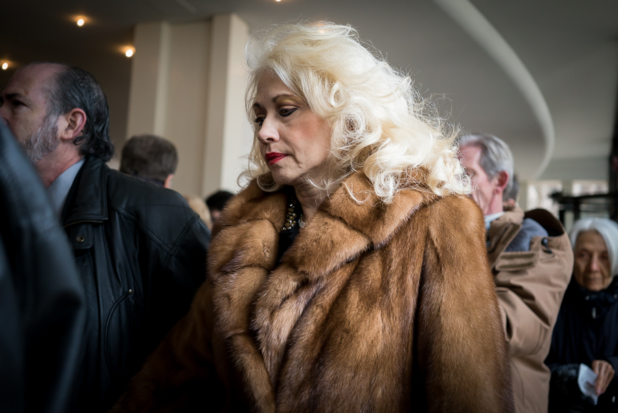 Blonde and Fur / Met Opera