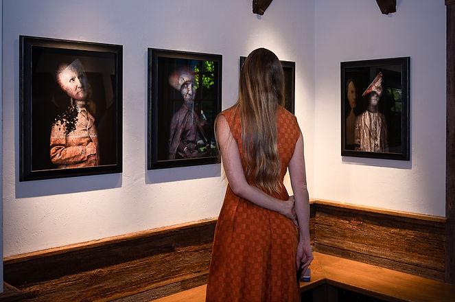 Paul Kessel Street Photography Museum Exhibit Opening