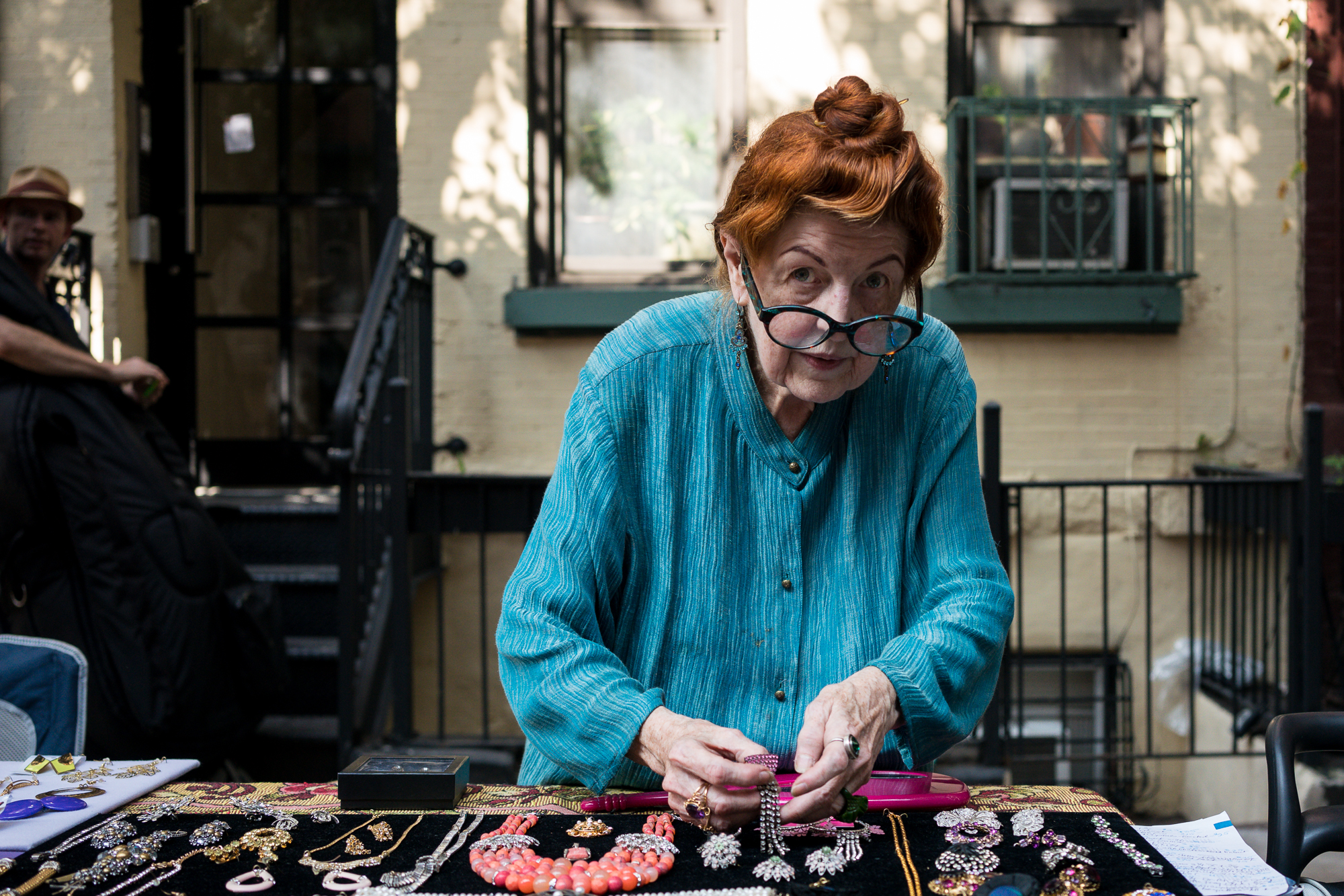 Street Vendor / East Village