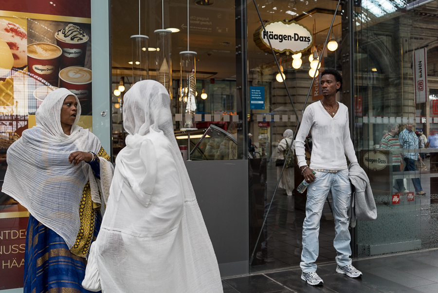 Haagen-Dazs / Frankfurt