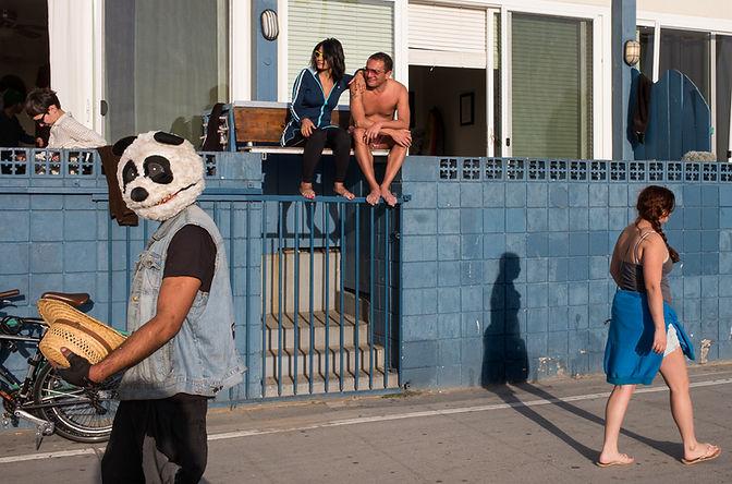 Paul Kessel Street Photography Panda