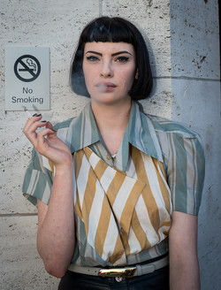 No Smoking / Lincoln Center