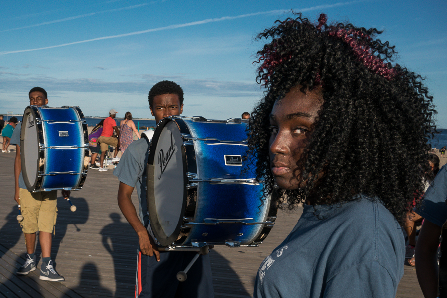 Drummer Girl / Coney Island